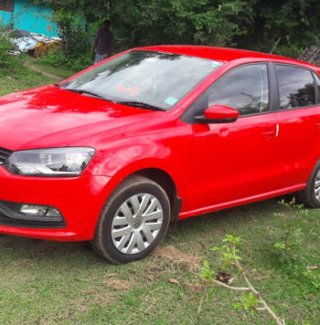 VOLKWAGEN POLO 1.0L MPI MT CL left side view